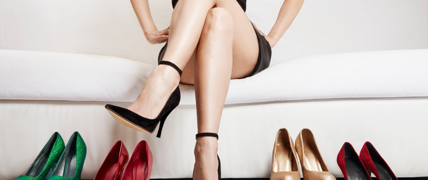 High Heels and Spine Health