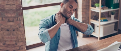 What Causes Chronic Neck Pain